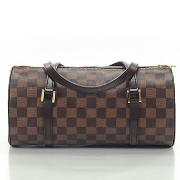 09ec375ec8af Louis Vuitton Handbags - Authentic Louis Vuitton Damier Ebene Papillon 26